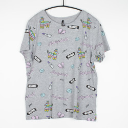 Printti t-paita sinsay koko XL