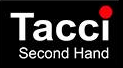 Tacci Second Hand